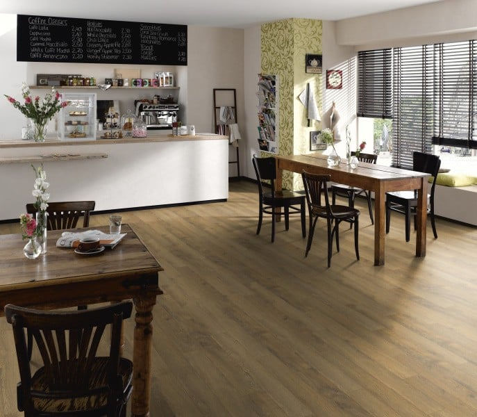 Balterio Euro Vision Laminate Range Colour Autumn Oak