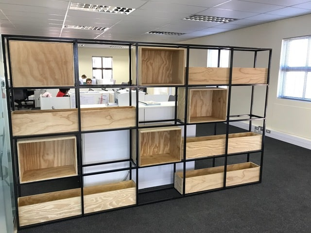 New Custom office unit for iOnline